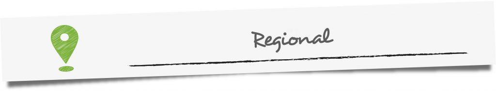 Zwischenüberschrift: Regional